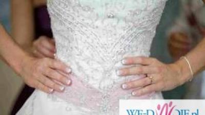 sprzedam suknią ślubną Aspera 4290