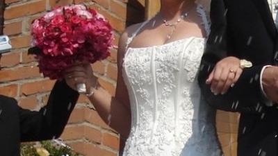 SPRZEDAM - Suknia ślubna Sincerity Bridal 3459