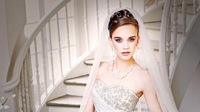 Sprzedam suknię ANNAIS BRIDAL model RINA Wyszczupla !!! Ecru/Ivory/kość słoniowa