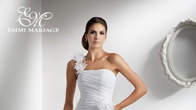 sprzedam suknię emmi mariage 2013