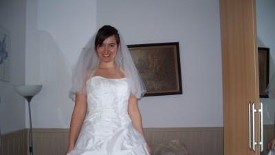 Sprzedam suknię firmy GALA rozmiar 38 na wzrost 168