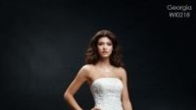 Sprzedam suknie georgia bridal wings