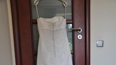 Sprzedam suknię Lorna, Pronovias