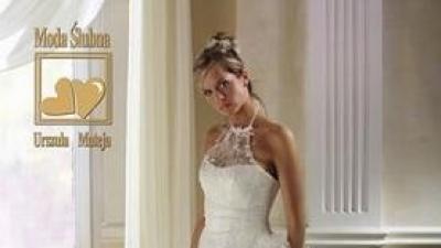 sprzedam suknię, śliczna, biała, rozm.38 - warszawa