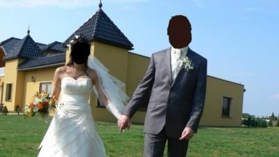 Sprzedam suknię ślubą INFINITY z kolekcji Glamour z salonu Karina