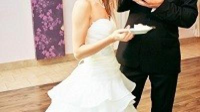 *Sprzedam suknię ślubną*