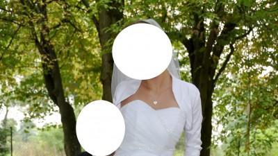 Sprzedam suknię ślubną :-)