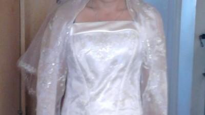 sprzedam suknię ślubna 150 zł