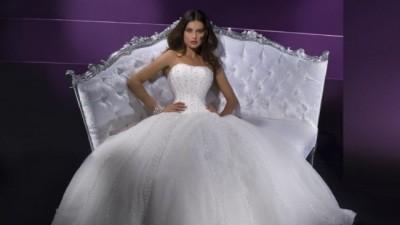 Sprzedam suknię ślubną 2008 DEMETRIOS 939