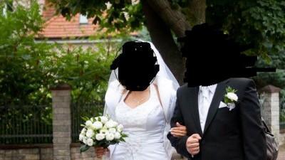 sprzedam suknie ślubną 200zł