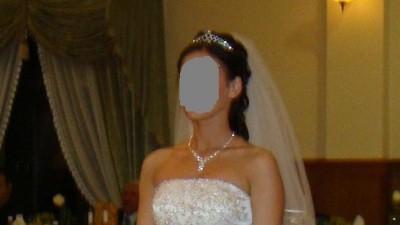Sprzedam suknie ślubną 34/36