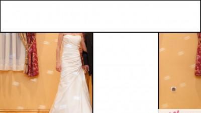 Sprzedam suknię ślubną 34/36 Mielec