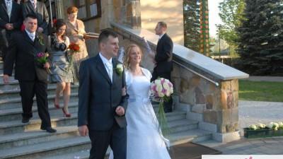 Sprzedam suknię ślubną 36
