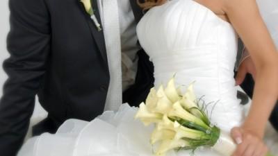 Sprzedam suknię ślubną 36/38 ecru