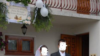 Sprzedam suknię ślubną:)
