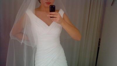 Sprzedam suknię ślubną ABACO Pronovias !!!
