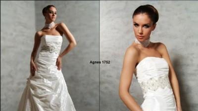 sprzedam suknię ślubną agnes 1752