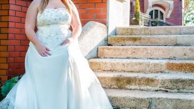Sprzedam suknię ślubną Agnes GRATIS buty + welon hiszpanka