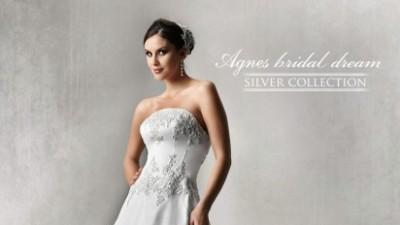 Sprzedam suknię ślubną Agnes z kolekcji Silver
