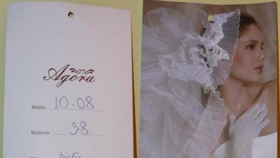 Sprzedam suknię ślubną - Agora model 10-08