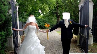 Sprzedam suknię ślubną Amsterdam firmy BLUE