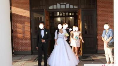 sprzedam suknie ślubna Angel Giovanii
