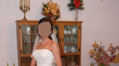 Sprzedam suknie ślubną ANNAIS Bridal model Charlotte 2010