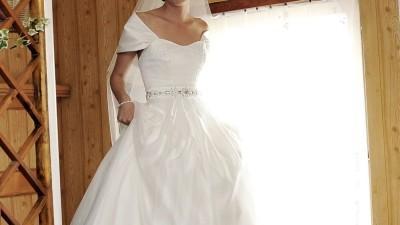 Sprzedam suknię ślubną Aspera model 4514