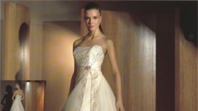 Sprzedam suknię ślubną Atelier Diagonal 805, z hiszpańskiej kolekcji.