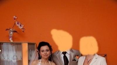 Sprzedam suknie ślubną Baryt 2012