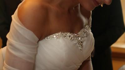 Sprzedam suknię ślubną CASSIDY HERMS