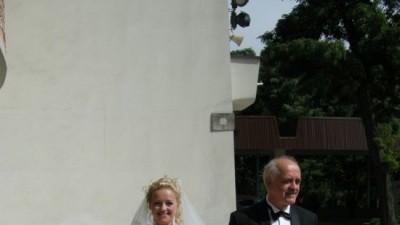 Sprzedam suknię ślubną Classa C-510 z bolerkiem i welonem