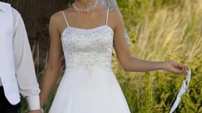 Sprzedam suknie ślubną Cosmobella 2009 model 7326