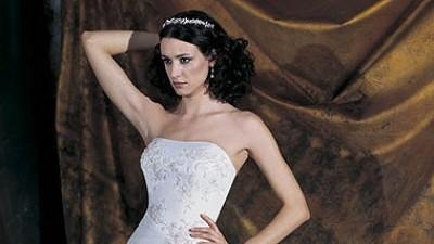 Sprzedam suknię ślubną Cosmobella 7166