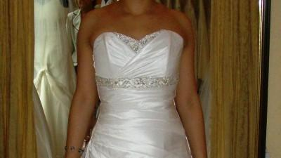 Sprzedam suknię ślubną Creme Coctail