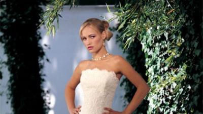 Sprzedam Suknię Ślubną Demetrios rozmiar 34 dla szczupłej Bardzo Tanio