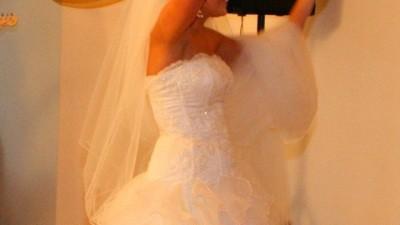 """Sprzedam suknię ślubną """"Diamond"""" 2009"""