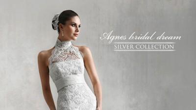 Sprzedam Suknię Ślubną ecru AGNES Silver Collection 2010
