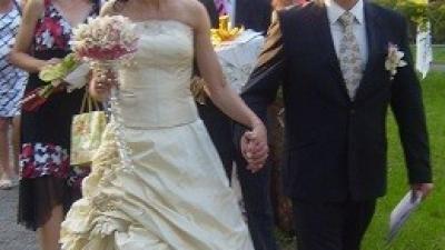 Sprzedam suknię ślubną Elizabeth