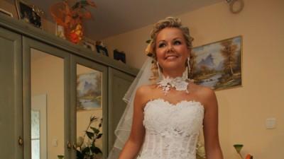SPRZEDAM SUKNIĘ ŚLUBNĄ EMMI MARIAGE DIAMANTE