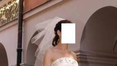 Sprzedam suknię ślubną- EMMI MARRIAGE model VANESSA