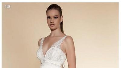 Sprzedam suknię ślubną empire White One 458 kolor ecru