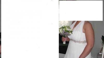 Sprzedam suknię ślubną firmy AGNES model 1709