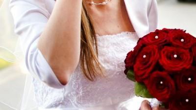 Sprzedam suknię ślubną firmy Annais Bridal, model Marys, biała, rozmiar 36/38