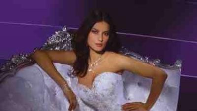 sprzedam suknie slubna firmy Demetrios kolekcja 2008 model 938