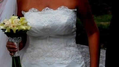 Sprzedam suknię ślubną firmy JULIAROSA model 933