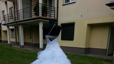 Sprzedam suknię ślubną Gala Africa 34/36