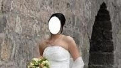 Sprzedam suknię ślubną Happy Day TANIO do negocjacji:)