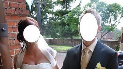 sprzedam suknię ślubną Helice pronovias