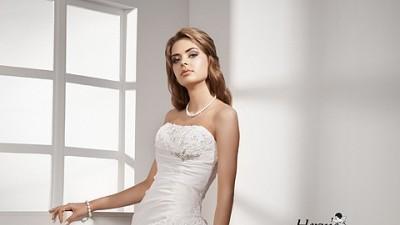 Sprzedam suknie slubną HERM'S